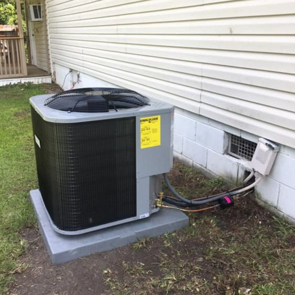 Twin Air Installation